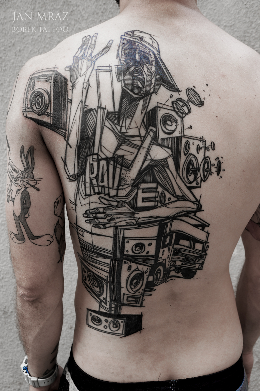 A TATTOO-Rave 1024 ps podpis