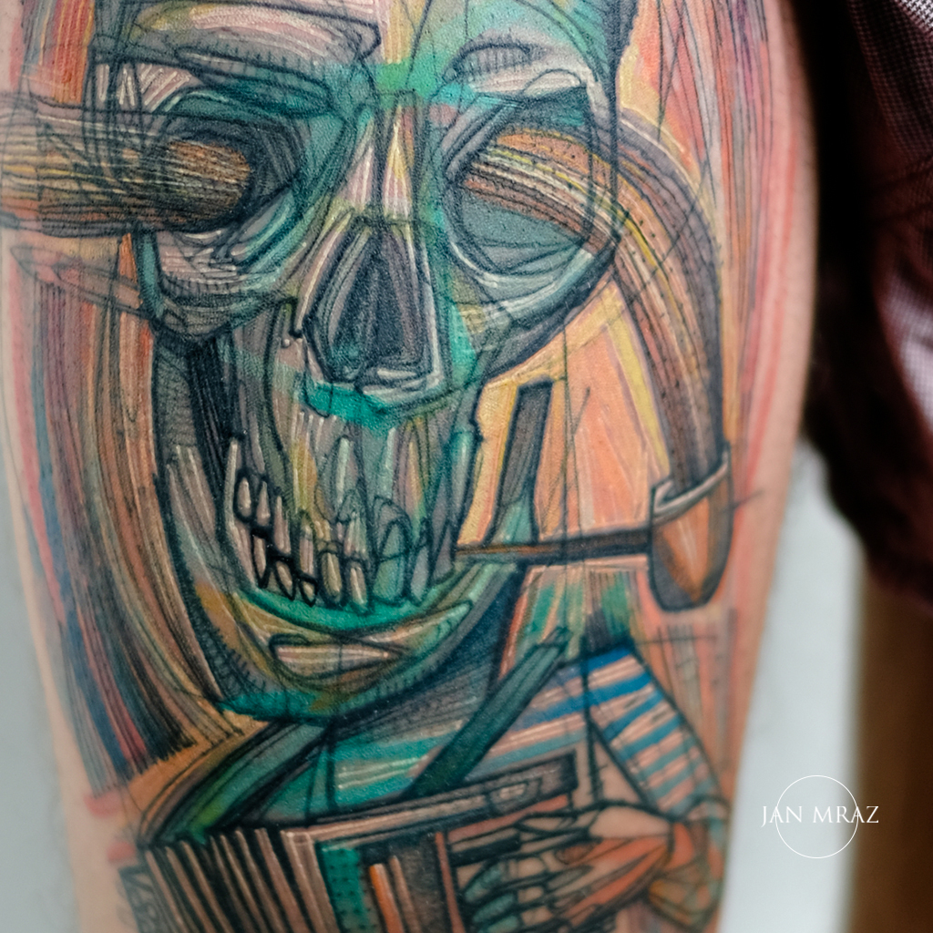 Christian Vinther skeleton 1024 ps 4 -detail podpis